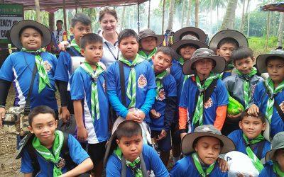 A glimpse of the 6th Asean Jamboree
