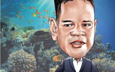 Marine biologist-athlete rallies locals to save Davao Gulf's ecosystem
