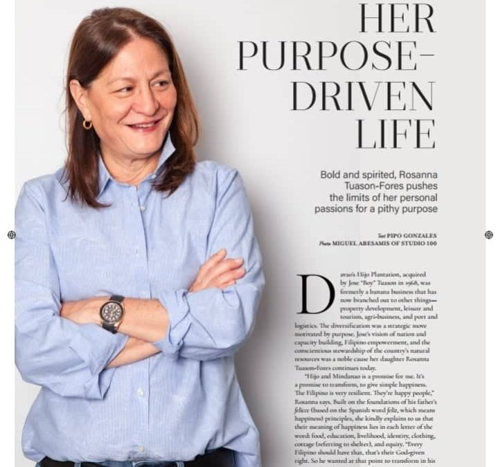 Meaningful Life: Her Purpose-Driven Life