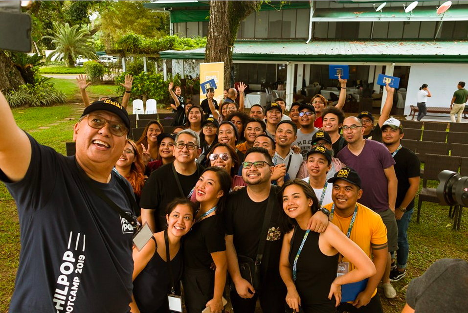 PhilPop Boot Camp 2019 at Hijo Resorts Davao