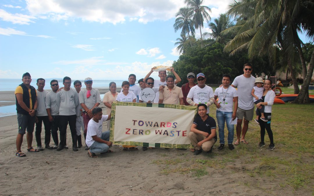 Hijo Resorts Davao towards Zero Waste
