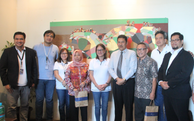 Indonesian delegates strengthens partnership with Hijo